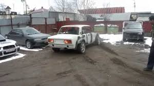 transformation mercedes w210 4 3l to lada 2105 with loop