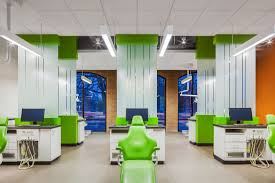contemporary dental office design pediatric dental office design