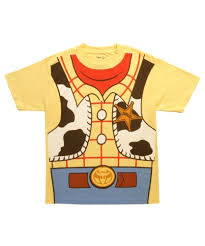 story i am woody costume t shirt