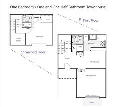 one bedroom apartment floor plans valine