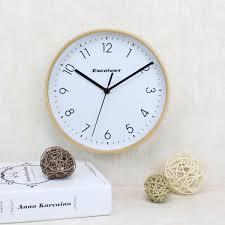 Silent Wall Clock Excelvan 8