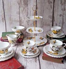 shabby chic tea set ebay