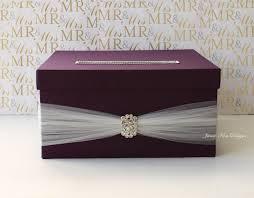 wedding envelope boxes wedding card box with tulle wedding wedding card