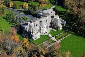 grand georgian residence on 86 gated acres new york luxury homes
