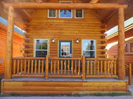 two story log homes hotel cabins of mackinaw mackinaw city mi booking com