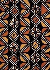 african swirl rug or wall hanging