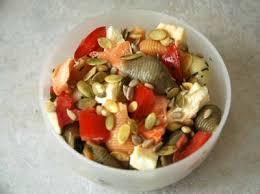 cuisine pour sportif c est moi qui l ai fait salade de pâtes pour adolescente très