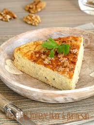 cuisiner choux fleur alter gusto gâteau au chou fleur fromage blanc parmesan