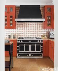 orange kitchen cabinets orange cabinet kitchen