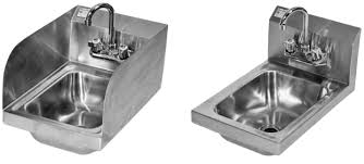 stainless steel hand sink stainless steel hand sinks commercial hand sinks hands free hand