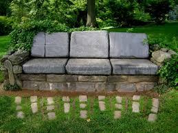 Stone Chair Stone Furniture U2022 Nifty Homestead