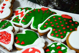 ugly christmas sweater gingerbread cookies