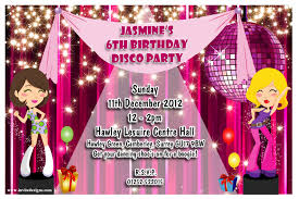 disco party invitations theruntime com