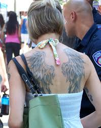 25 great wing tattoos creativefan