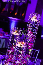 Wedding Centerpieces Floating Candles And Flowers by Suhaag Garden Florida Wedding Decorator Crystals Crystal