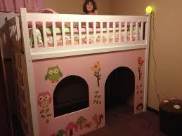 84 best baby u0027s room images on pinterest playhouse loft bed 3 4