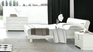 chambre moderne noir et blanc chambre moderne noir et blanc dacco noir et blanc chambre interieur