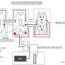 3 way switch outlet wiring diagram inspiring wiring ideas