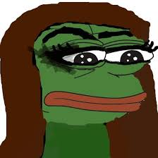 Depressed Frog Meme - beautiful been hoarding sad frog images for a year now enjoy my