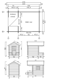 playhouse floor plans pdf woodwork playhouse building plans download diy plans the
