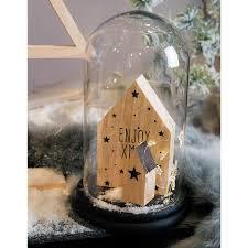 Wohnzimmer Winterlich Dekorieren Set Winterliche Glasglocke Glaskuppeln Pinterest Glasglocke