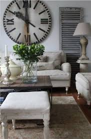 living room wall decor including wall clock ways to hang wall
