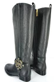 tall motorcycle riding boots tory burch boots tory burch amanda riding boots size 5 tall black