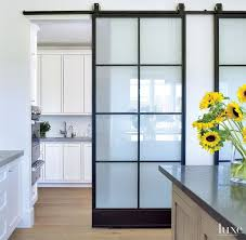 Barn Door Room Divider Best 25 Glass Barn Doors Ideas On Pinterest Interior Glass Barn