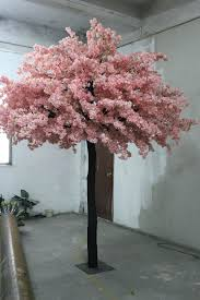 best selling artificial cherry blossom tree top quality high