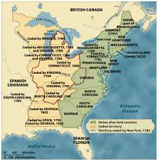 Map Of United States 1820 by American History 19th Century 1820 1898 From The Articles Of