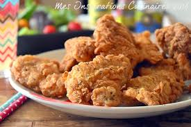 poulet cuisine recette poulet kfc maison le cuisine de samar