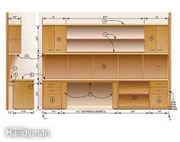 Office Desk Plans How To Build A Home Office Family Handyman