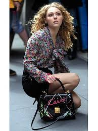 Carrie Bradshaw Name Necklace The Carrie Diaries Personalised Handbag Is A Must Have