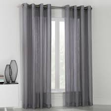 Grey And White Curtain Panels Buy 84 Inch Curtain Grommet Panels From Bed Bath U0026 Beyond