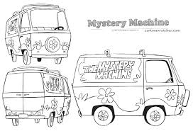 scooby doo 268 cartoons u2013 printable coloring pages