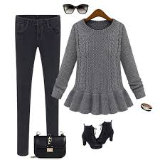 m61222a wholesale pullover wool fabric fancy sweater for