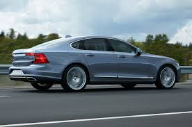 blue volvo station wagon 2017 volvo s90 luxury sedan fully revealed with xc90 inspired design