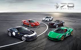how many ferraris are made each year 70th anniversary 70 style icons com