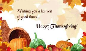 wishing you a harvest of time thanksgiving day picture