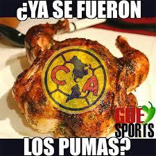 Memes De Pumas Vs America - memes virales tras derrota de américa ante pumas el mañana de nuevo