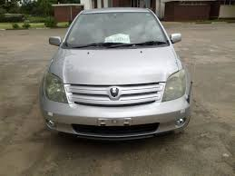 guyana toyota ist 2002 for sale harare