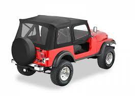 jeep wrangler 88 bestop supertop for 88 95 jeep wrangler yj black denim