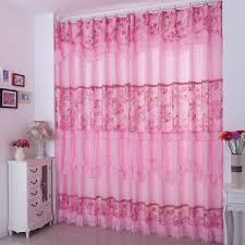 Baby Pink Curtains Baby Pink Curtains