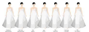 wedding dress cuts and styles wedding dresses