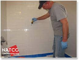 Replacing Grout In Bathroom How To Remove Mold In A Tile Shower