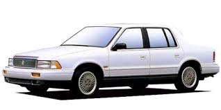 Dodge Spirit Plymouth Acclaim Chrysler Which Cars Have The Most Namesakes That Are Totally Different Cars