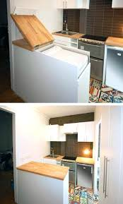 kitchen space saving ideas kitchen space saving ideas small space hacks mydts520