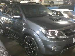 fortuner specs 7starz 2005 toyota fortuner specs photos modification info at