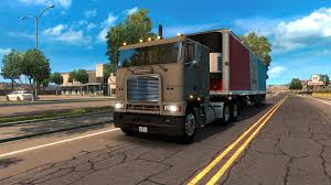 freightliner freightliner flb update truck american truck simulator mod ats mod