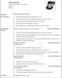 resume templates on microsoft word 2007 ten great free resume